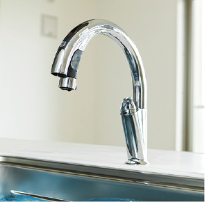 キッチン水洗を変更